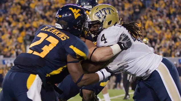 rivalry week empty without backyard brawl pittsburgh sporting news
