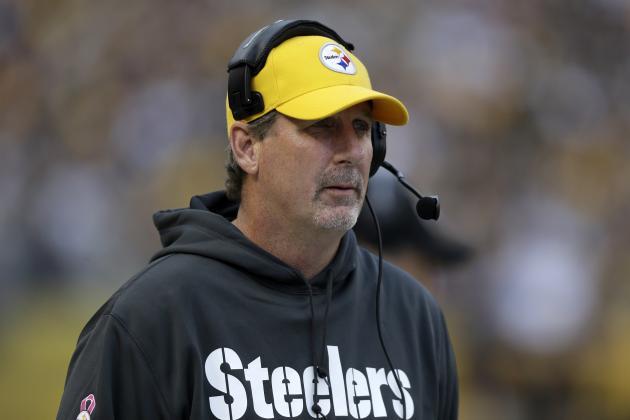 Pittsburgh Steelers defensive coordinator Keith Butler talks Artie Burns