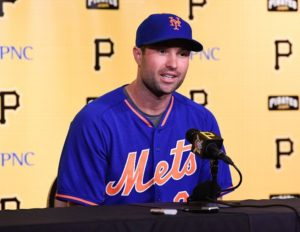 Neil Walker makes his return to PNC Park Monday. Photo credit: Justin Berl/Getty Images
