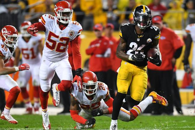 Steelers roll over Kansas City 43-14