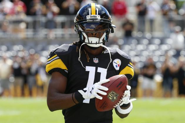 Big Ben, Bell, Brown lead Steelers in rout of Chiefs