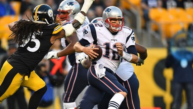 Pittsburgh Steelers respond to teammate's accusation that defense quit vs. Pats