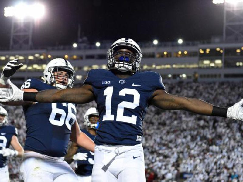 """Upset of No. 2 Ohio State """"special"""" for Penn State"""