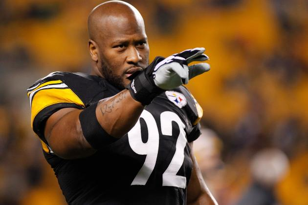 James Harrison inks deal for 2 years, $3.5 million