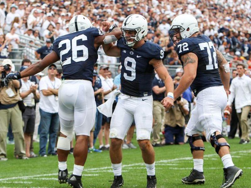 Similar paths bring No. 5 Penn State, No. 9 USC together in Rose Bowl