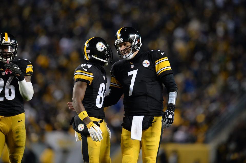 Three up, three down: Steelers vs. Giants