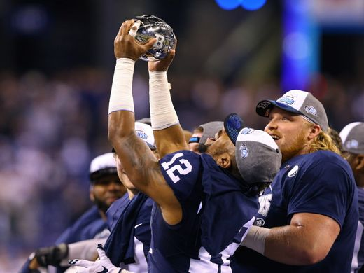 Indianapolis: The perfect place for Penn State to be crowned champion