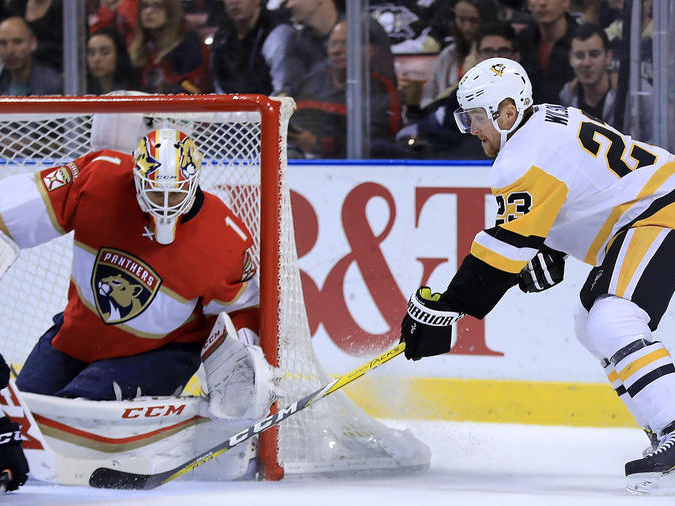 Penguins beat Panthers for fourth straight win