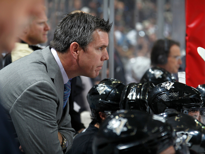 One year later, Sullivan has given Penguins new identity