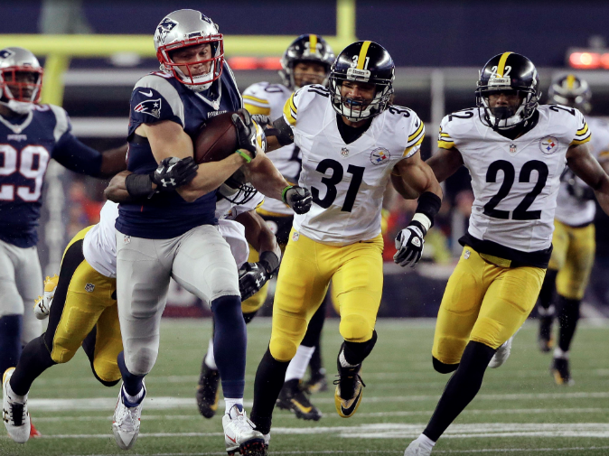 Best tweets from the AFC Championship Game