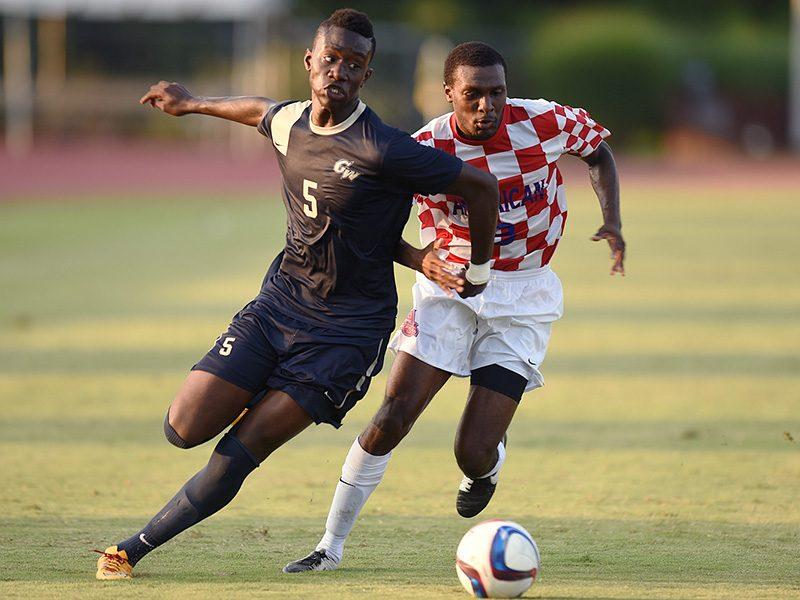 Riverhounds sign defender Tobi Adewole