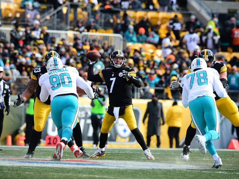 Grades: Steelers vs. Dolphins