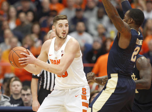 Bench fails to score as Panthers fall to Syracuse