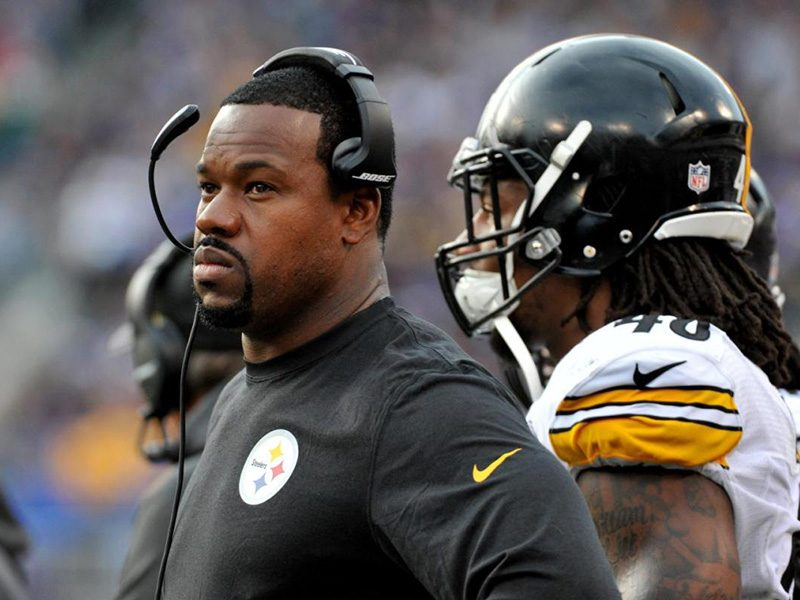 Joey Porter arrested on multiple charges, including aggravated assault