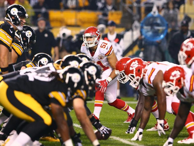 Kickoff time for Steelers-Chiefs game changed to 8:20 p.m. ET