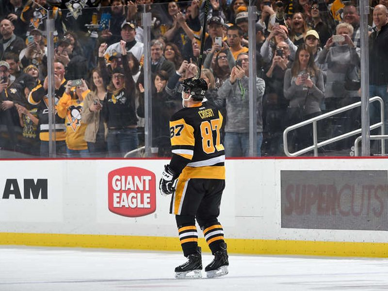 Sidney Crosby adds to his legacy with 1,000 career points