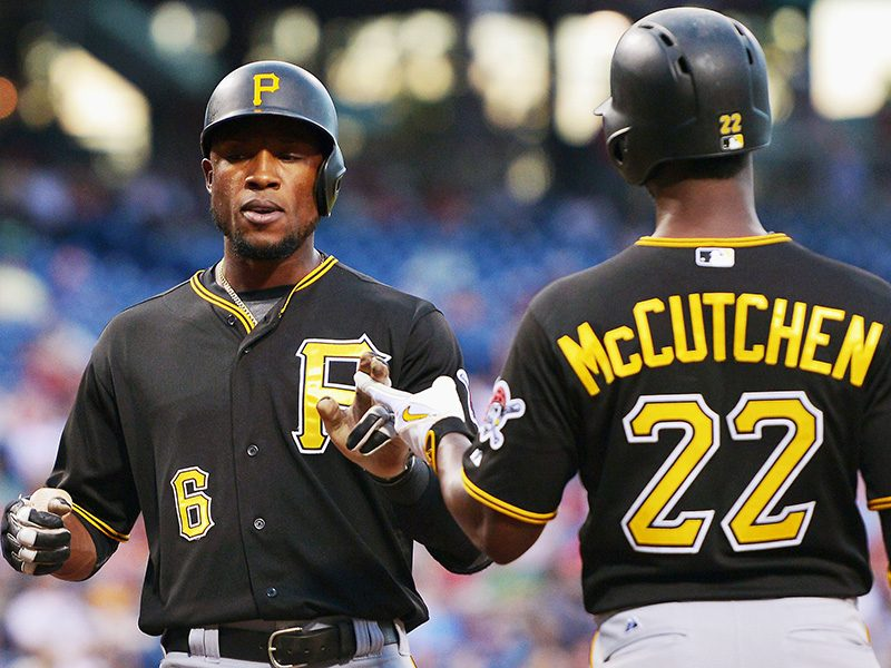 Starling Marte says he's moving to center field next season