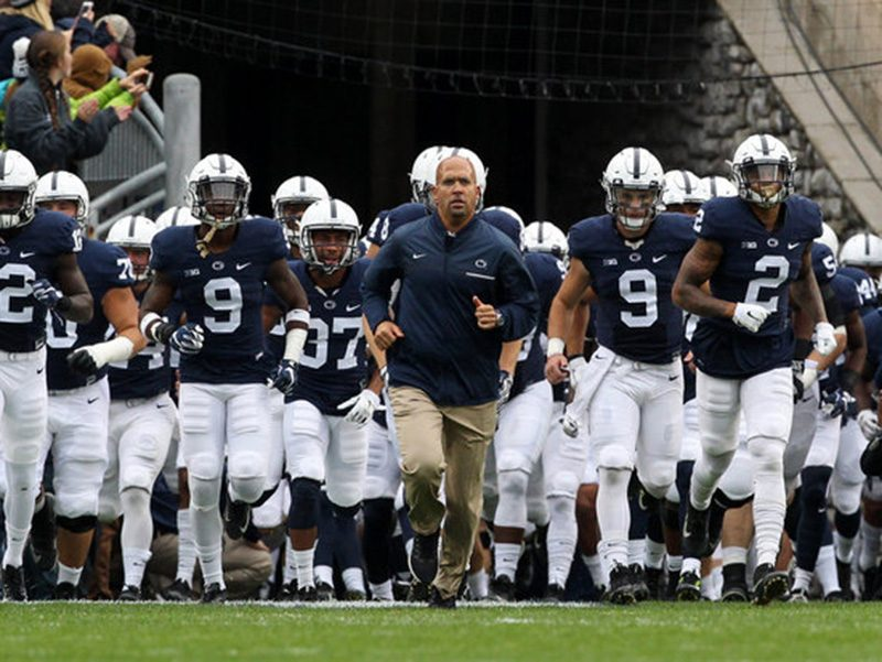 James Franklin lands best recruiting class of tenure with PSU's 2017 class