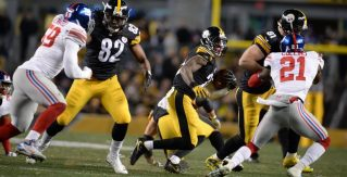 Best tweets from the Pittsburgh Steelers-New York Giants game