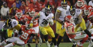 Best tweets from Sunday's Steelers-Chiefs playoff game