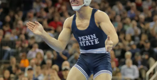 No. 1 Penn State wrestling captures outright Big Ten dual meet championship