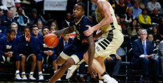 Pitt men's basketball team falls to Wake Forest, 63-59