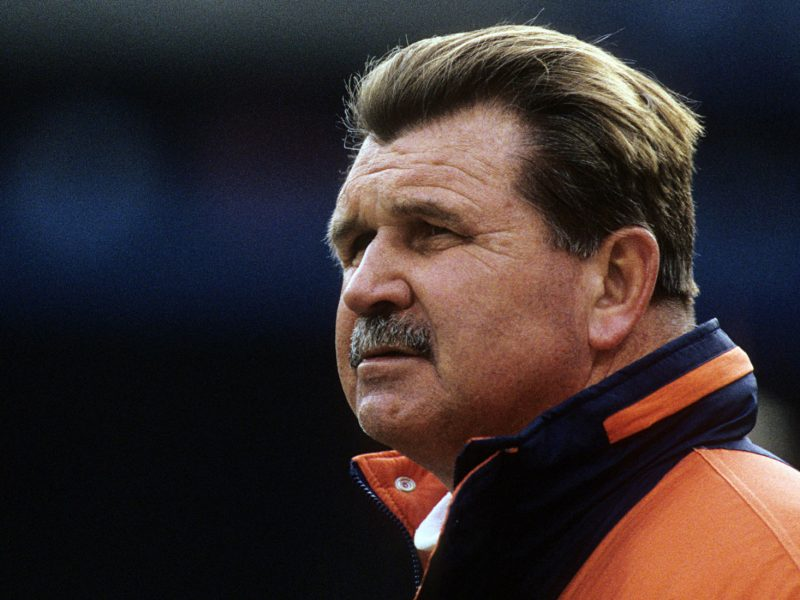 """Mike Ditka heads home in ESPN feature """"Back to School"""""""