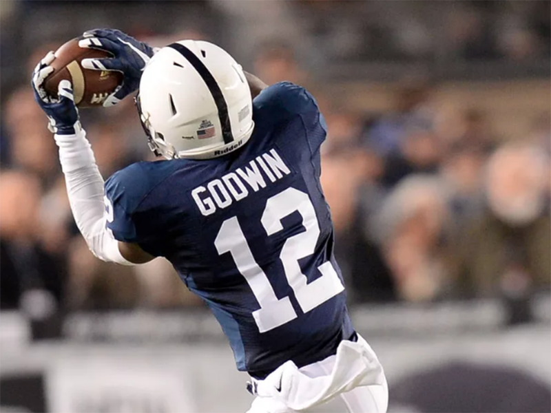 Chris Godwin, Garrett Sickels set to take on NFL Scouting Combine
