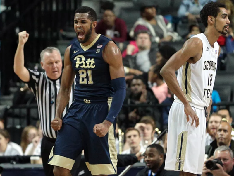 Pitt gets slim victory over Georgia Tech in 1st round of ACC Tournament