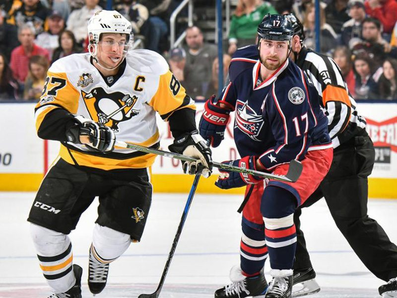Penguins, Blue Jackets ready for physical 1st round playoff matchup