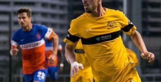 Riverhounds' Corey Hertzog named USL Player of the Week